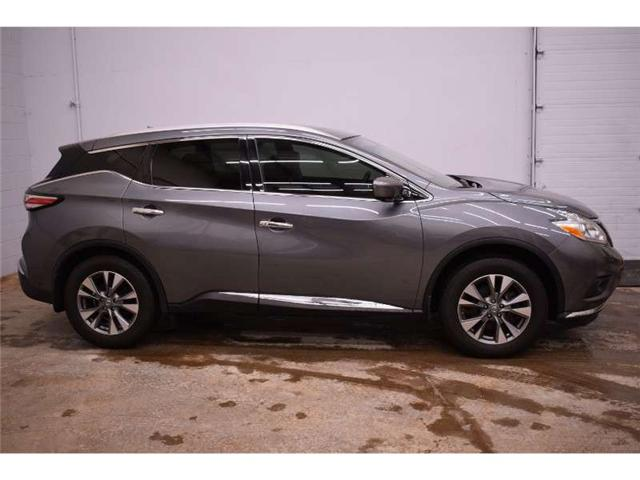 2016 Nissan Murano SL AWD - HTD SEATS * BACKUP CAM * LEATHER (Stk: B3406) in Cornwall - Image 1 of 30