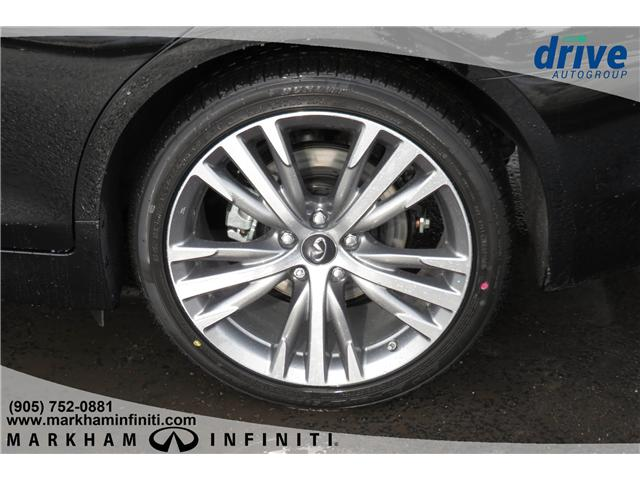 2019 Infiniti Q50 3.0t LUXE (Stk: K381) in Markham - Image 8 of 16