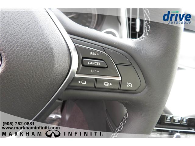 2019 Infiniti Q50 3.0t LUXE (Stk: K381) in Markham - Image 12 of 16
