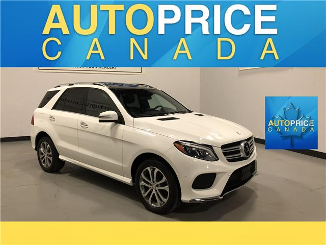 2016 Mercedes-Benz GLE-Class Base (Stk: W0152) in Mississauga - Image 1 of 29