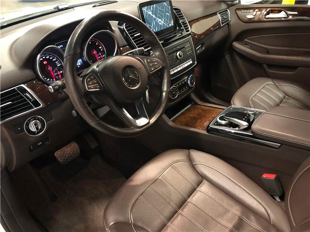 2016 Mercedes-Benz GLE-Class Base (Stk: W0152) in Mississauga - Image 9 of 29