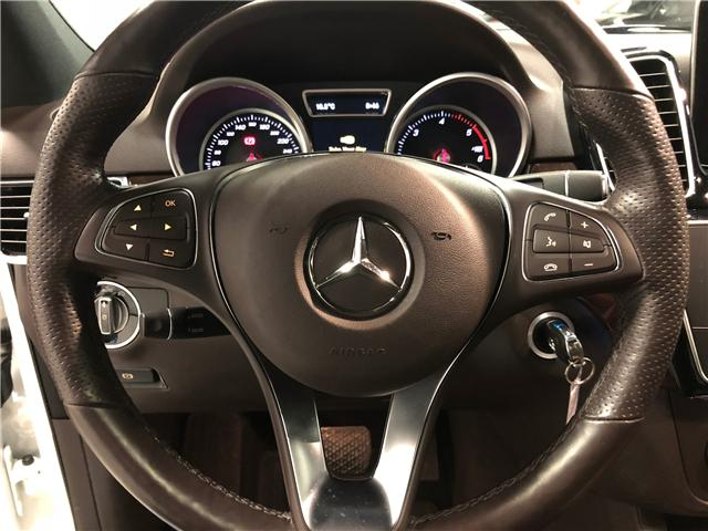 2016 Mercedes-Benz GLE-Class Base (Stk: W0152) in Mississauga - Image 11 of 29