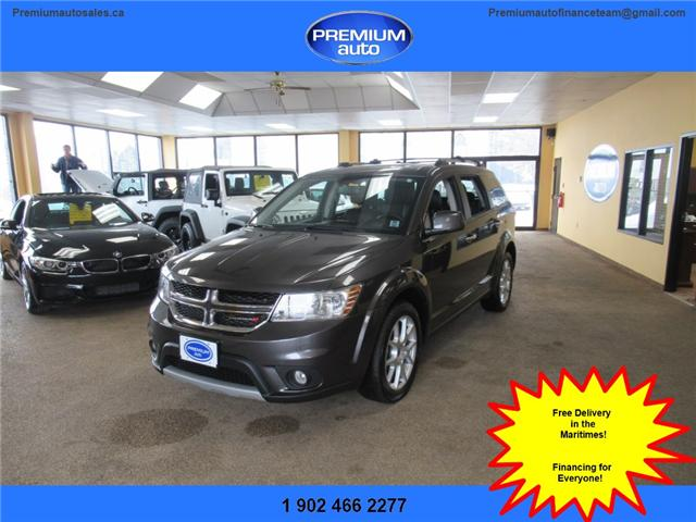 2018 Dodge Journey GT (Stk: 213841) in Dartmouth - Image 1 of 30