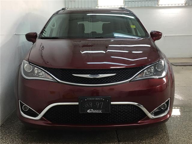 2018 Chrysler Pacifica Touring-L Plus (Stk: 34574W) in Belleville - Image 2 of 30