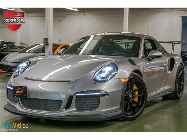 2016 Porsche 911 GT3 RS (Stk: ) in Oakville - Image 2 of 39