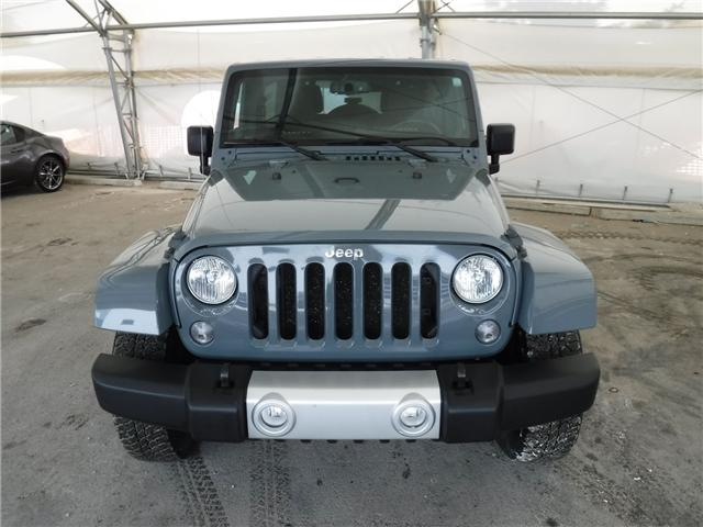2014 Jeep Wrangler Unlimited Sahara (Stk: ST1654) in Calgary - Image 2 of 21