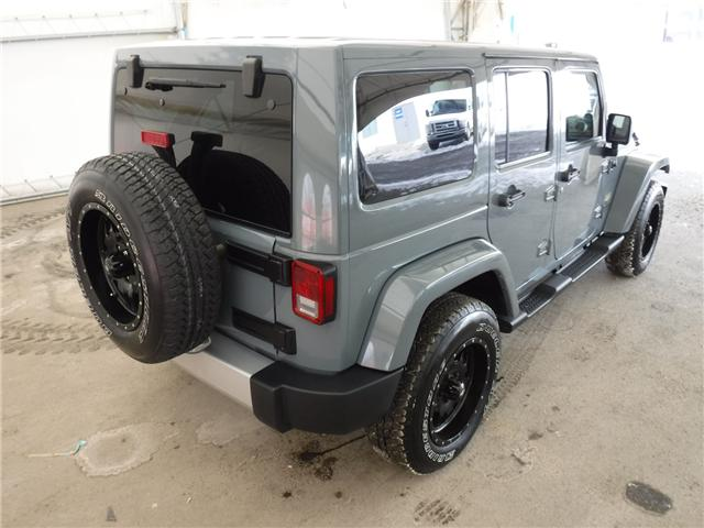 2014 Jeep Wrangler Unlimited Sahara (Stk: ST1654) in Calgary - Image 6 of 21