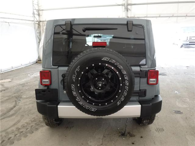 2014 Jeep Wrangler Unlimited Sahara (Stk: ST1654) in Calgary - Image 7 of 21
