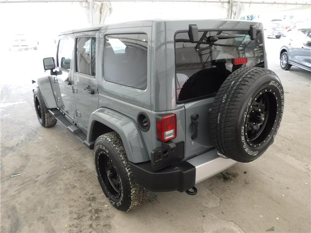 2014 Jeep Wrangler Unlimited Sahara (Stk: ST1654) in Calgary - Image 8 of 21