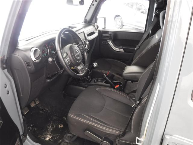 2014 Jeep Wrangler Unlimited Sahara (Stk: ST1654) in Calgary - Image 11 of 21