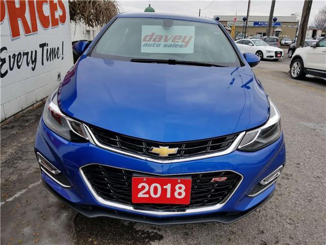 2018 Chevrolet Cruze Premier Auto (Stk: 19-122A) in Oshawa - Image 2 of 14