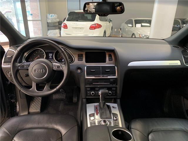 2014 Audi Q7 3.0T (Stk: AP1810) in Vaughan - Image 10 of 25