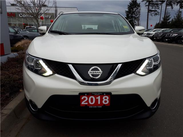 2018 Nissan Qashqai SV (Stk: P0061) in Courtenay - Image 2 of 9