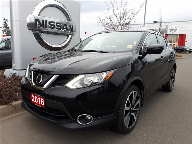 2018 Nissan Qashqai SL (Stk: P0060) in Courtenay - Image 1 of 9