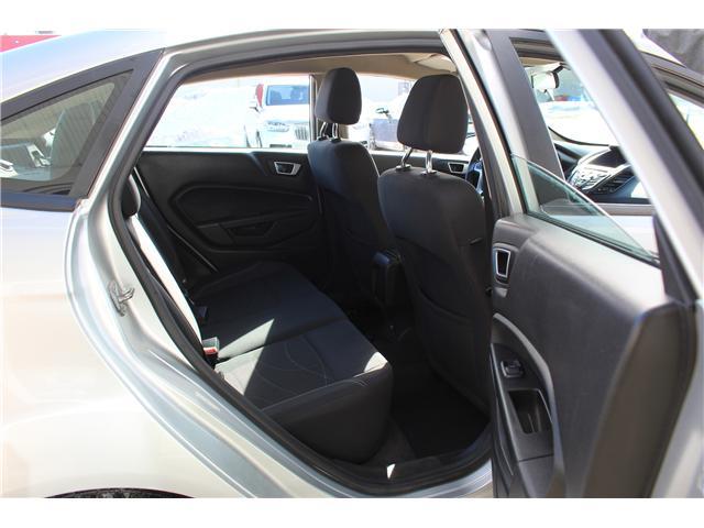 2016 Ford Fiesta SE (Stk: 160517) in Saskatoon - Image 15 of 20
