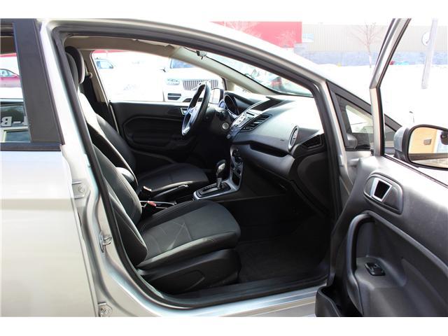 2016 Ford Fiesta SE (Stk: 160517) in Saskatoon - Image 17 of 20