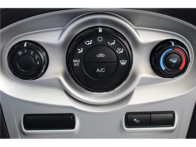 2016 Ford Fiesta SE (Stk: 160517) in Saskatoon - Image 11 of 20
