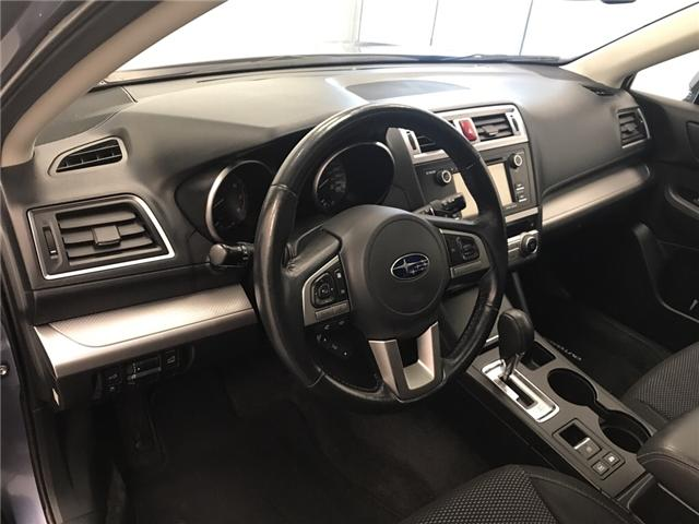 2015 Subaru Outback 3.6R Touring Package (Stk: 145487) in Lethbridge - Image 14 of 29