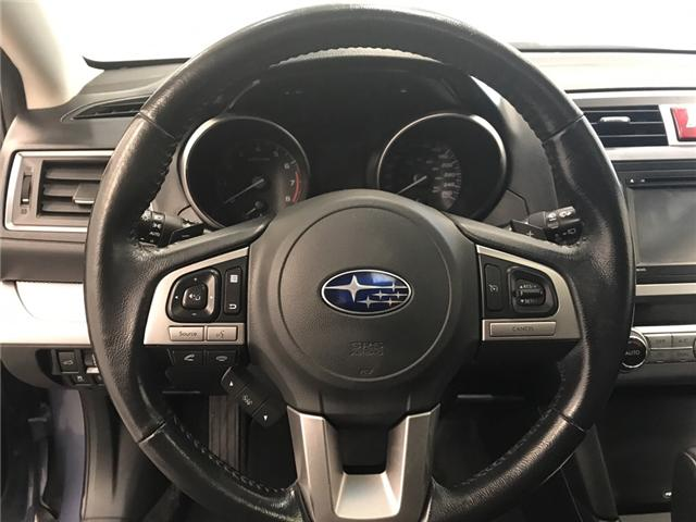 2015 Subaru Outback 3.6R Touring Package (Stk: 145487) in Lethbridge - Image 16 of 29