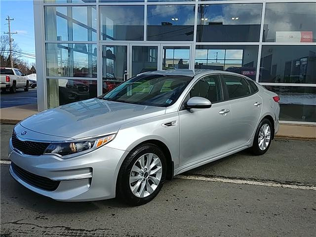 2018 Kia Optima LX+ (Stk: U0325) in New Minas - Image 1 of 22