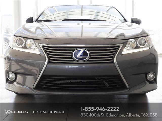 2013 Lexus ES 300h Base (Stk: L800607B) in Edmonton - Image 2 of 22