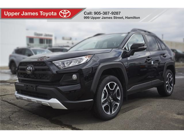 2019 Toyota RAV4 Trail (Stk: 190344) in Hamilton - Image 1 of 19
