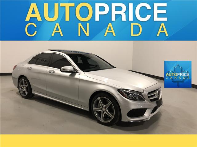 2015 Mercedes-Benz C-Class Base (Stk: W0146) in Mississauga - Image 1 of 28