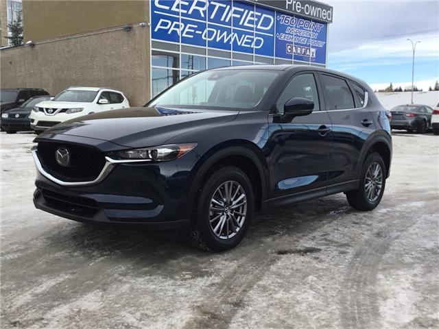 2018 Mazda CX-5 GS (Stk: K7766) in Calgary - Image 1 of 34