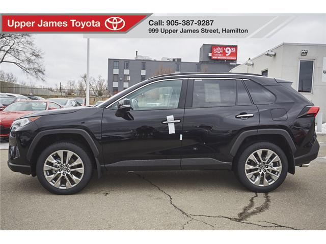 2019 Toyota RAV4 Limited (Stk: 190308) in Hamilton - Image 2 of 21