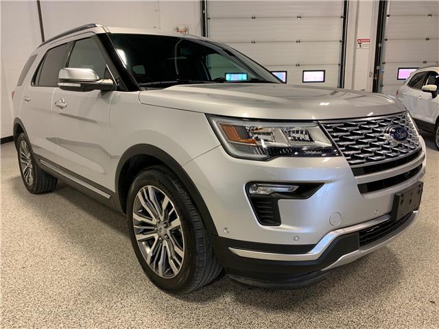 2018 Ford Explorer Platinum (Stk: P11965) in Calgary - Image 3 of 21
