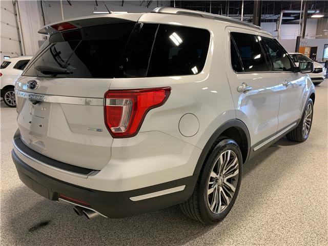 2018 Ford Explorer Platinum (Stk: P11965) in Calgary - Image 5 of 21