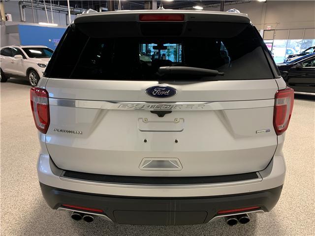 2018 Ford Explorer Platinum (Stk: P11965) in Calgary - Image 6 of 21