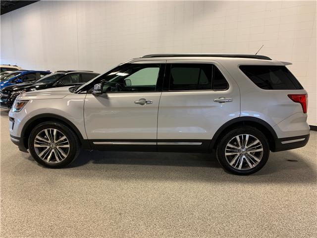 2018 Ford Explorer Platinum (Stk: P11965) in Calgary - Image 8 of 21