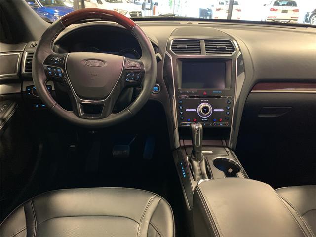 2018 Ford Explorer Platinum (Stk: P11965) in Calgary - Image 13 of 21