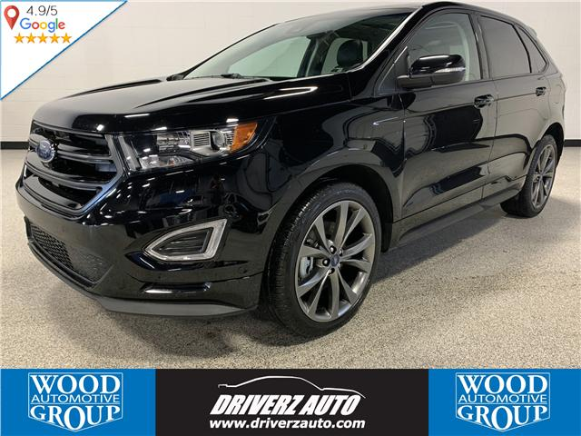 2018 Ford Edge Sport (Stk: P11963) in Calgary - Image 1 of 18