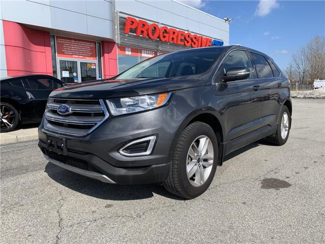2017 Ford Edge SEL (Stk: HBB44670) in Sarnia - Image 1 of 27
