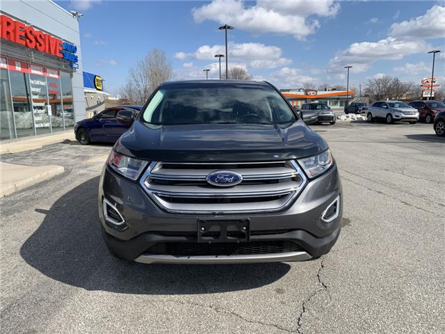 2017 Ford Edge SEL (Stk: HBB44670) in Sarnia - Image 2 of 27
