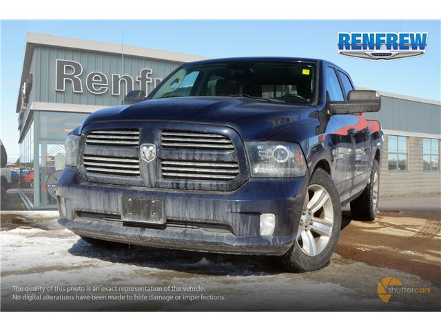 2013 RAM 1500 Sport (Stk: J106A) in Renfrew - Image 1 of 20