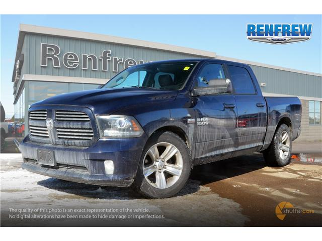 2013 RAM 1500 Sport (Stk: J106A) in Renfrew - Image 2 of 20