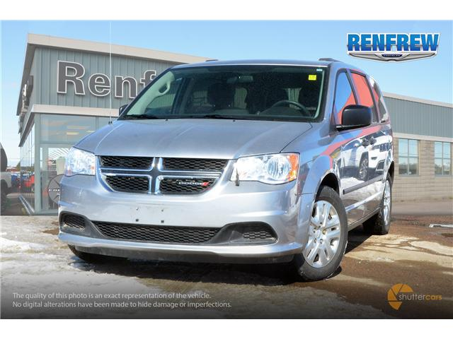 2016 Dodge Grand Caravan  (Stk: K034A) in Renfrew - Image 1 of 20