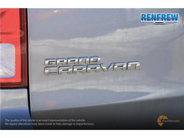 2016 Dodge Grand Caravan  (Stk: K034A) in Renfrew - Image 5 of 20