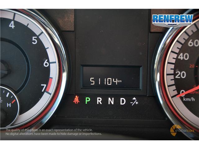 2016 Dodge Grand Caravan  (Stk: K034A) in Renfrew - Image 13 of 20