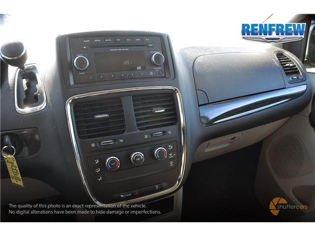 2016 Dodge Grand Caravan  (Stk: K034A) in Renfrew - Image 14 of 20