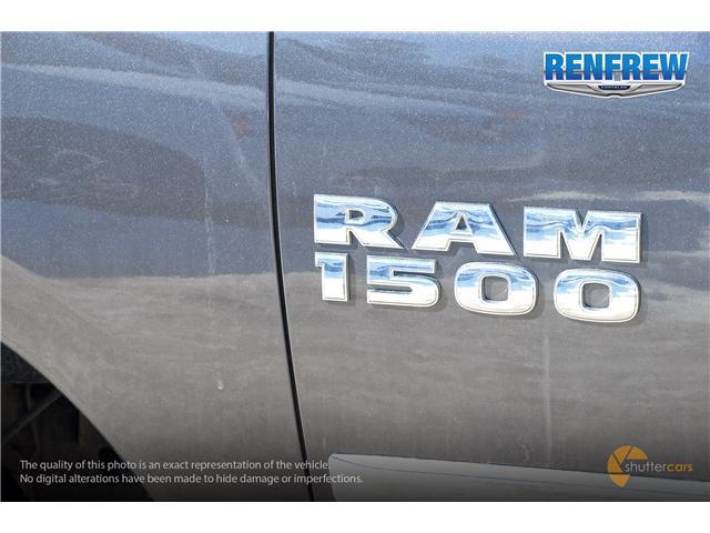 2017 RAM 1500 ST (Stk: K116A) in Renfrew - Image 7 of 20