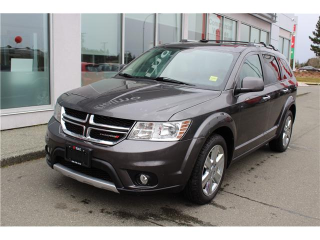 2014 Dodge Journey R/T (Stk: P0111A) in Nanaimo - Image 1 of 9