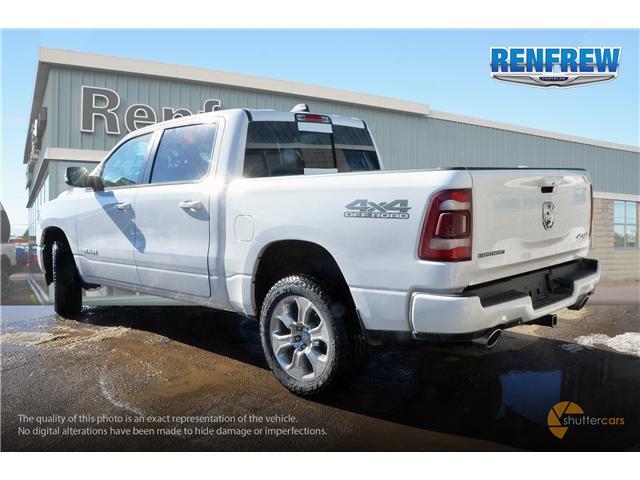 2019 RAM 1500 Big Horn (Stk: K152) in Renfrew - Image 4 of 20
