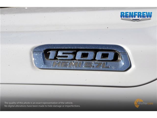 2019 RAM 1500 Big Horn (Stk: K152) in Renfrew - Image 6 of 20