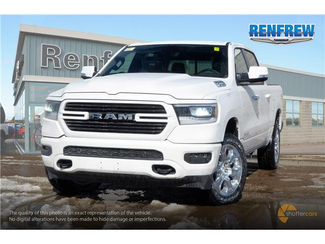 2019 RAM 1500 Big Horn (Stk: K155) in Renfrew - Image 1 of 20