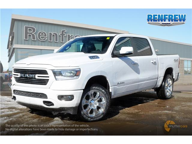2019 RAM 1500 Big Horn (Stk: K155) in Renfrew - Image 2 of 20