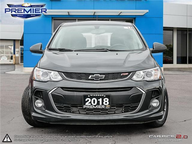 2018 Chevrolet Sonic LT Auto (Stk: P18272) in Windsor - Image 2 of 30
